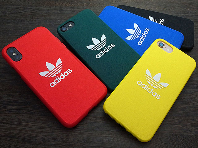 a511e7eb9f レビュー】adidas Originals adicolor Moulded Case iPhone X・iPhone 7 ...
