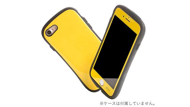 iPhone 8/7/6s/6専用 iFace Round Edge Color Glass Screen Protector ラウンドエッジ強化ガラス 液晶保護シート