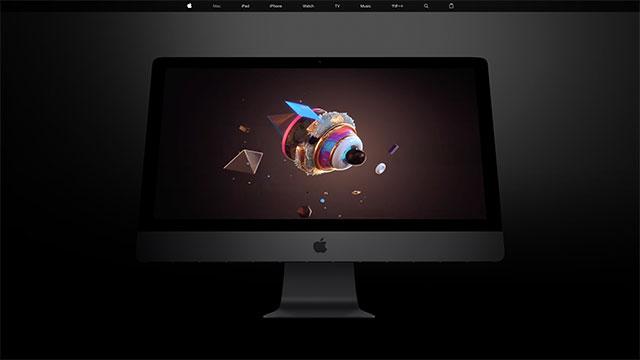 iMac Pro - ビデオ