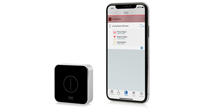 Elgato Eve Button - Connected Home Remote