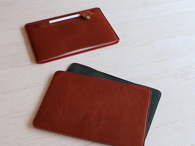 国立商店 職人が作るレザースリーブ for 10.5インチiPad Pro