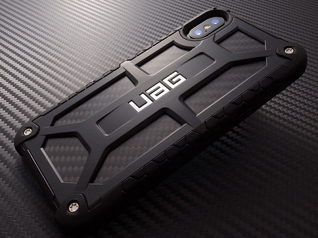 UAG iPhone X用MONARCHケース(プレミアム)