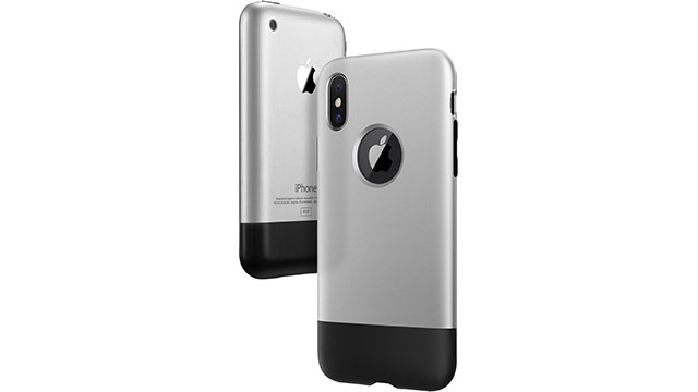 Spigen Classic One for iPhone X