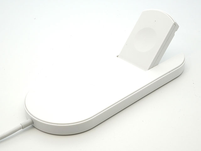 マイクロソリューション MOBILE WIRELESS CHARGER TWINPAD 2