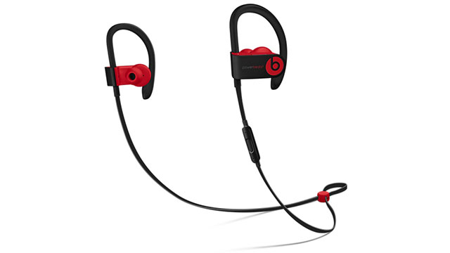 Powerbeats3 Wirelessイヤフォン - The Beats Decade Collection - レジスタンス・ブラックレッド