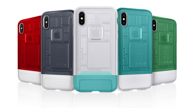 Spigen Classic C1 for iPhone X