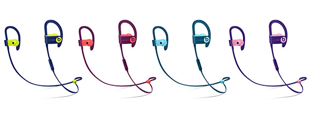 Powerbeats3 Wirelessイヤフォン – Beats Pop Collection