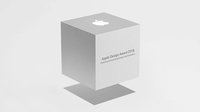Apple Design Award 2018