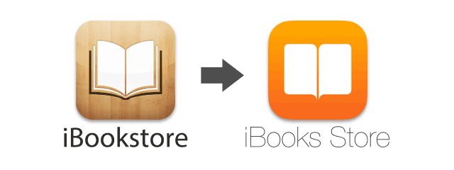 iBookstoreとiBooks Store