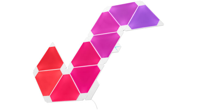 Nanoleaf Light Panels Smarter Kit - Rhythm Edition