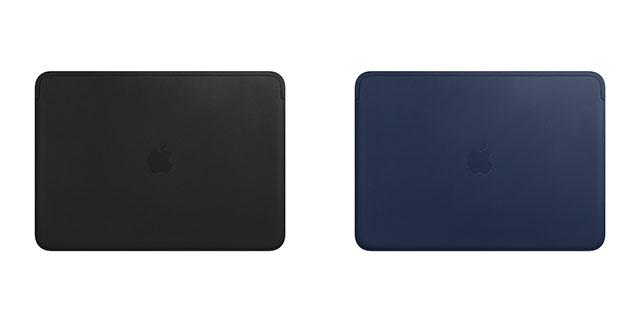 13インチMacBook Pro用レザースリーブ