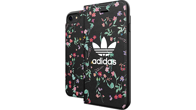 adidas Originals Booklet Case Graphic AOP (Black)