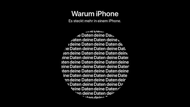 Es steckt mehr in einem iPhone