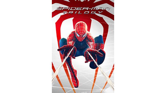 スパイダーマンTM トリロジーパック