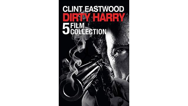 ダーティハリー 5 フィルム コレクション