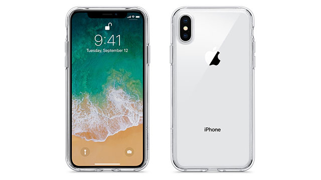 Belkin SheerForce InvisiGlass Case for iPhone X