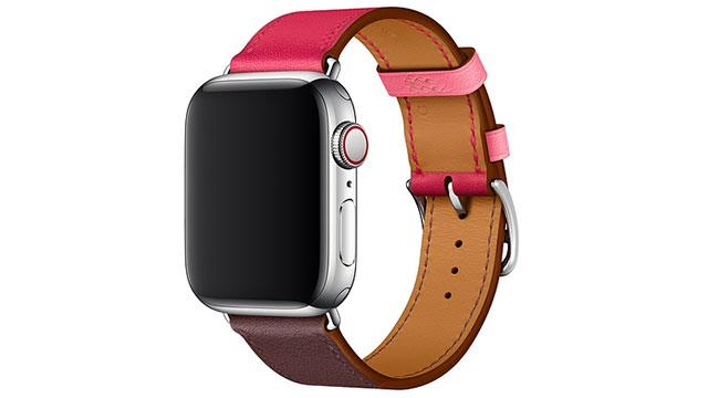Apple Watch Hermès - シンプルトゥールレザーストラップ