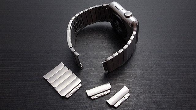Apple Watchリンクブレスレット