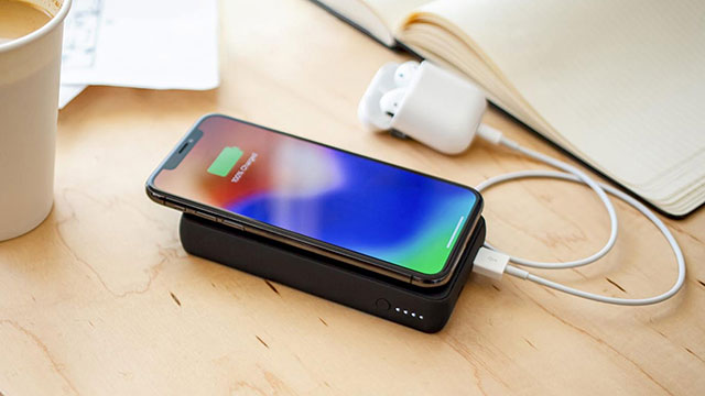 mophie powerstation wireless XL 10K Battery