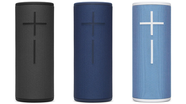 Ultimate Ears UE BOOM 3/MEGABOOM 3 Wireless Bluetooth Speaker