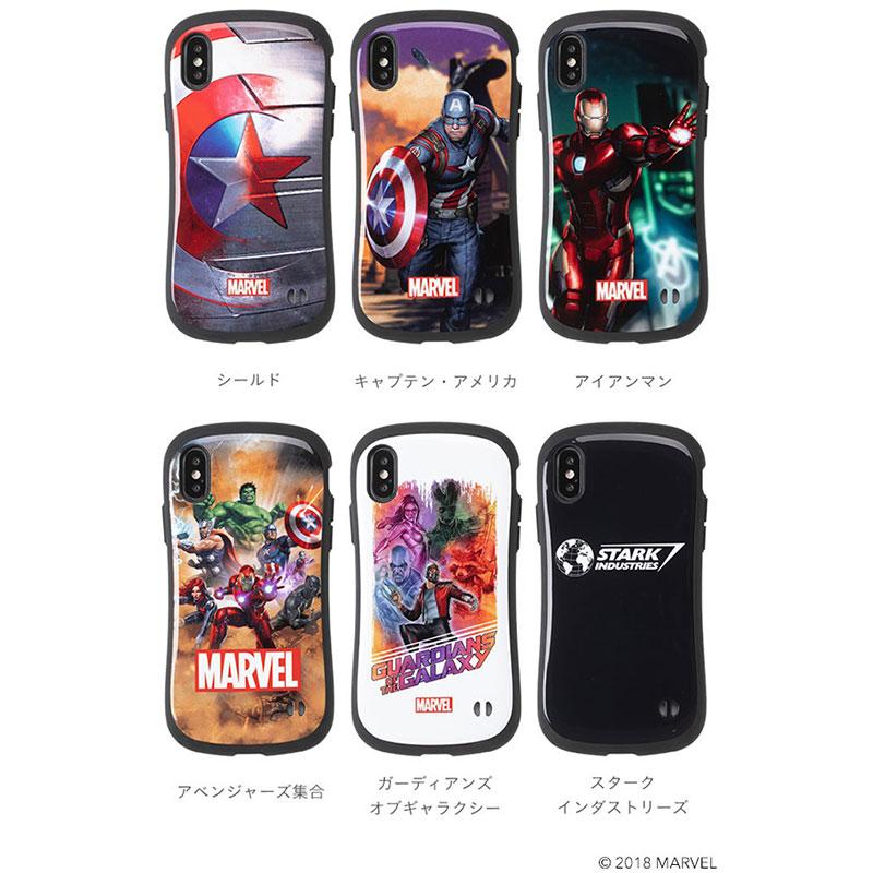 新製品marvelキャラクターがデザインされたiphone Xxs用