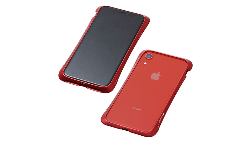 Deff CLEAVE Aluminum Bumper Aloof for iPhone XR