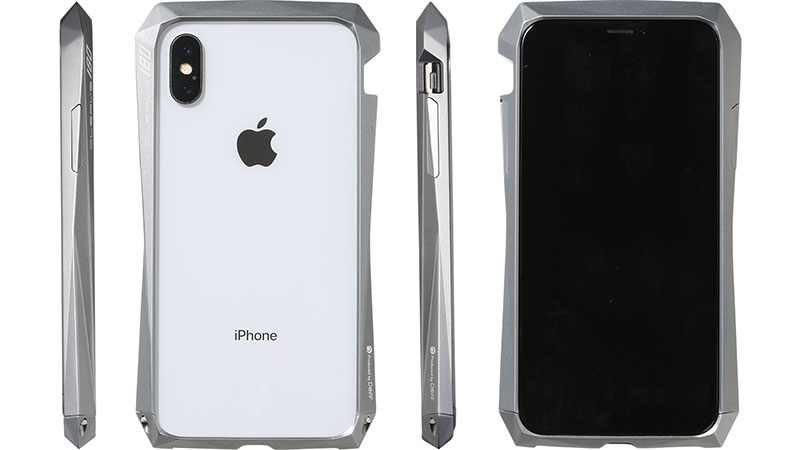 Deff CLEAVE Aluminum Bumper 180 for iPhone X/XS/XS Max