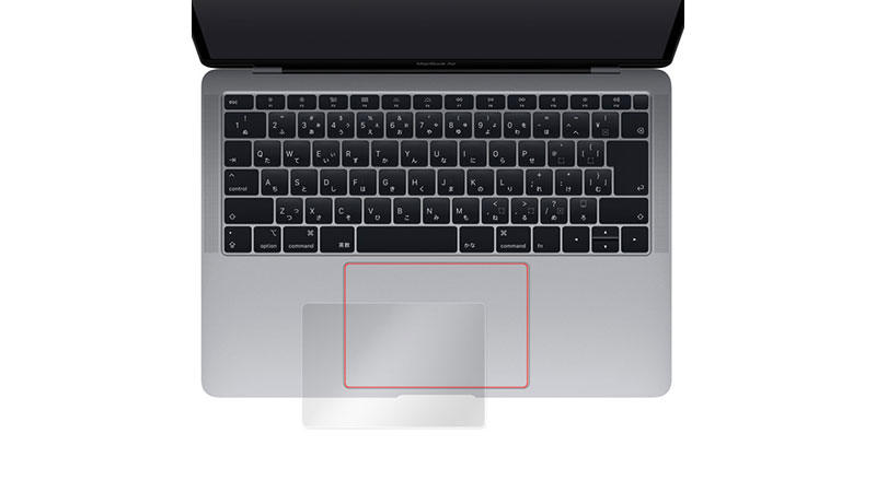 OverLay for MacBook Air 2018
