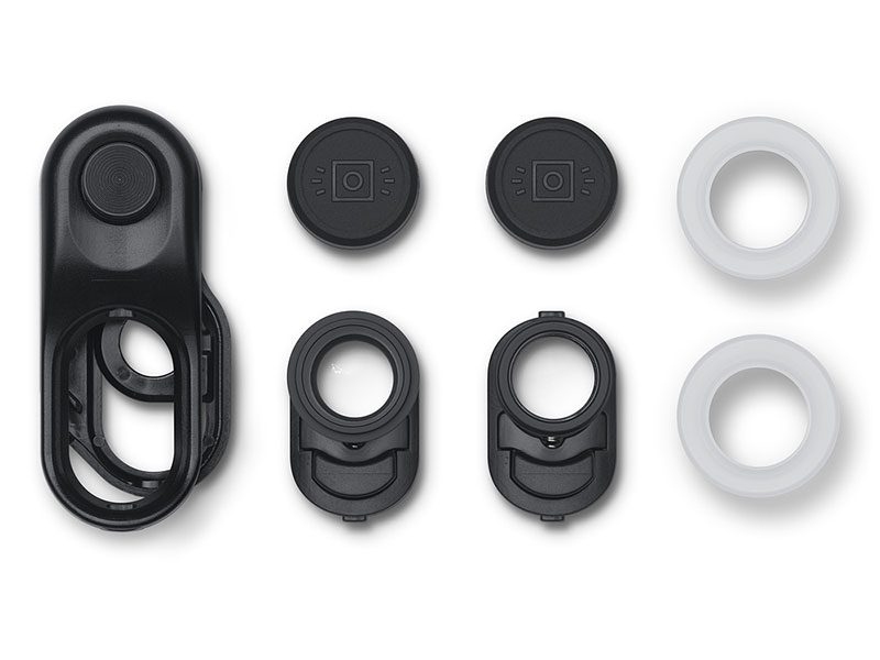 olloclip Macro 7x + Macro 14x + Macro 21x Essential Lenses for iPhone XR