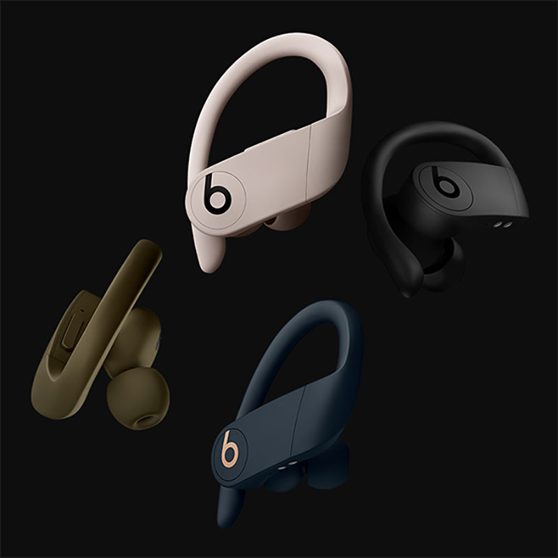 Powerbeats Pro Totally Wirelessイヤフォン