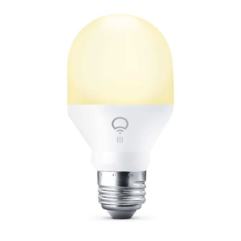 LIFX Mini White(2700K Warm)A19 E26 Wi-Fi Smart LED Light Bulb