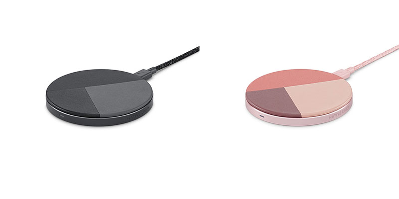 Native Union Drop Marquetry 7.5W Wireless Charging Pad