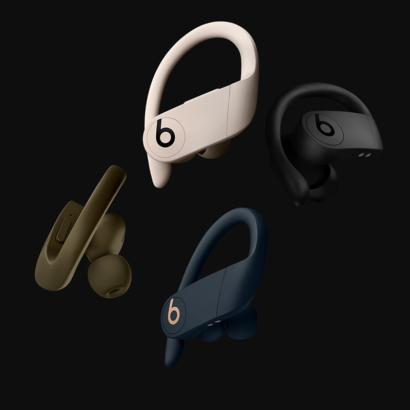 Powerbeats Pro – Totally Wirelessイヤフォン