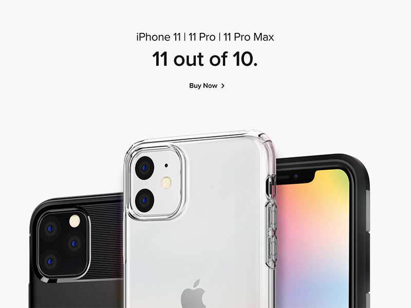 Spigen iPhone 11ケース
