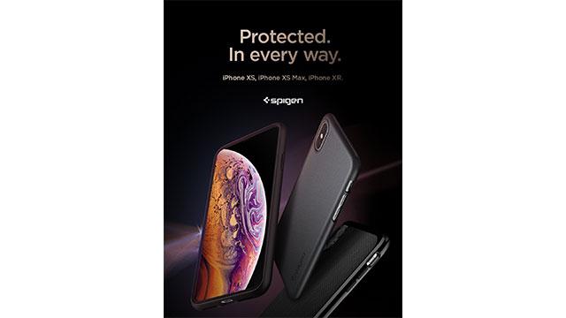 Spigen iPhone XS/XS Max発売記念キャンペーン