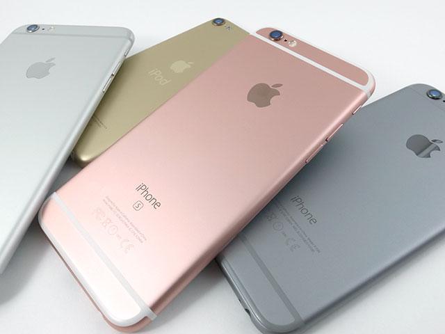 iPhone 6シリーズ