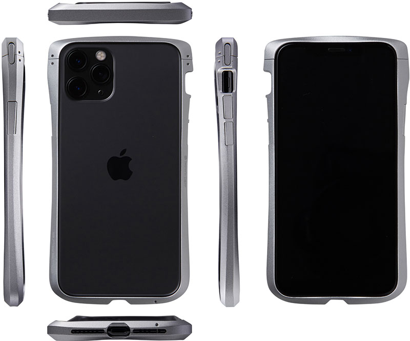 Deff CLEAVE Aluminum Bumper for iPhone 11 Pro