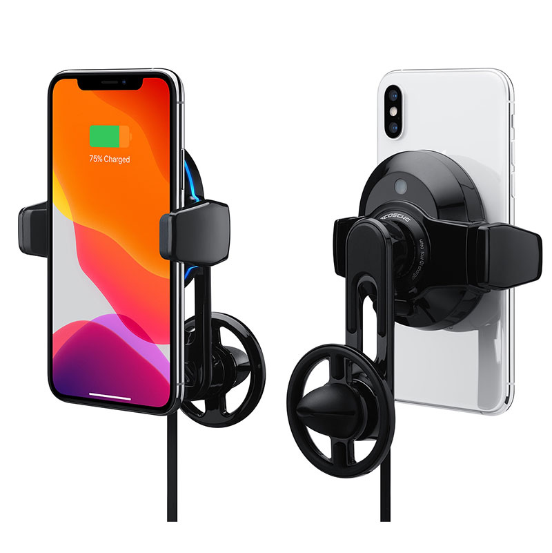 Scosche MagicGrip Freeflow Wireless Charging Vent Mount