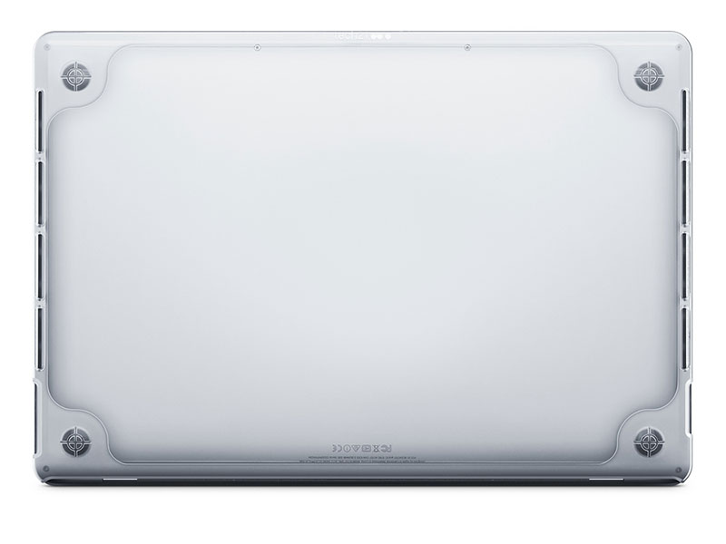 Tech21 16インチPure Clear Case for MacBook Pro