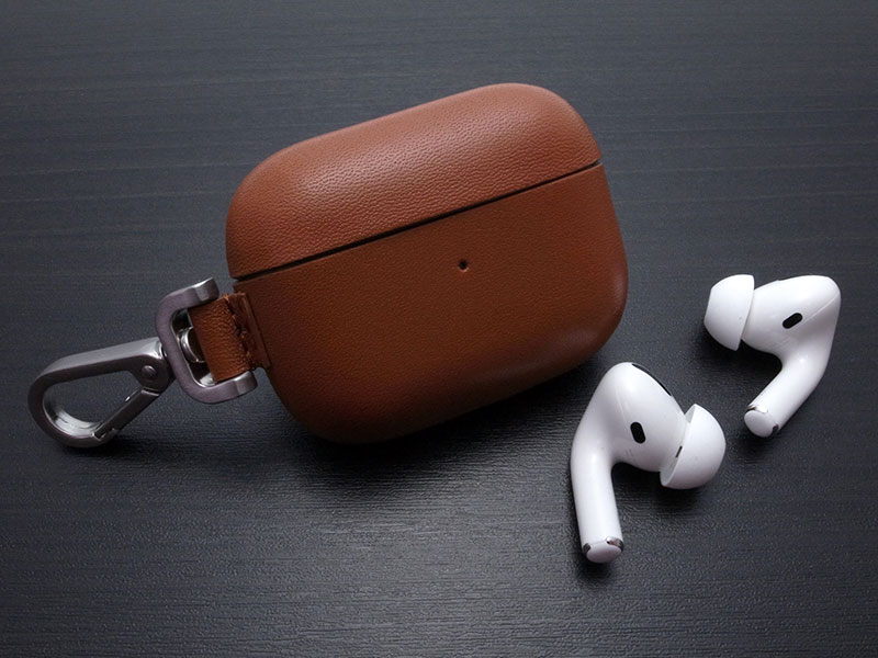Native Union Leather AirPods Pro Case with Clip