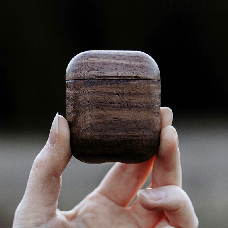 OAKYWOOD WALNUT AirPods Pro Case