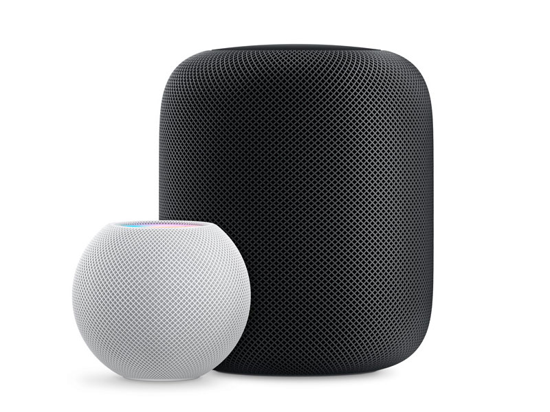 HomePodとHomePod mini