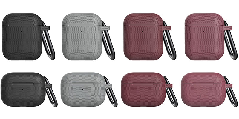 U by UAG シリコーンケース for AirPods