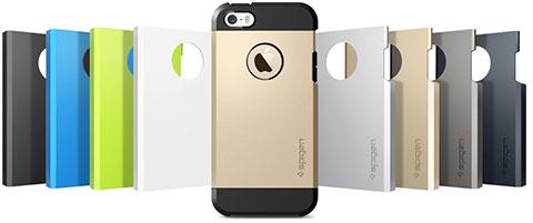 Spigen iPhone 5s/5ケース タフ・アーマー専用バックパネル
