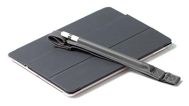 ef0863c85b 【セール】Apple PencilをiPad Proと一緒に持ち運べる、バンド型収納ケース「PurePocket」の半額セール(Amazon 限定・1月23日まで)