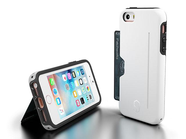 d1ffaff5f8 【セール】iPhone SE用の耐衝撃・カード収納対応ケース「Level Case Card Edition」の半額セール開催。ガラスフィルム付きも.  株式会社KODAWARIのAmazon ...