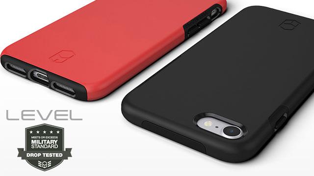 2ba375b42f 【セール】iPhone 7用・7 Plus用の薄型防護ケース「PATCHWORKS Level Case」を半額の1,350円で特価販売(2/13まで)