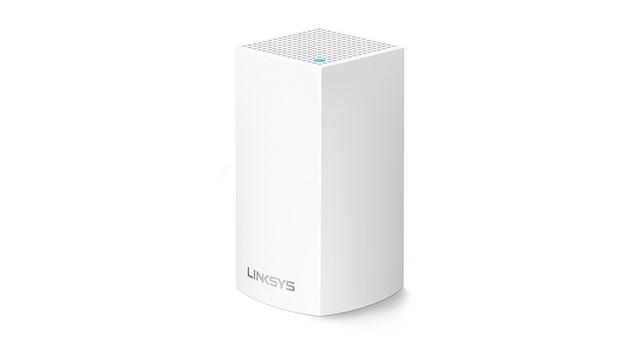 Linksys Velop Intelligent Mesh Wi-Fi System AC1300(1パック)