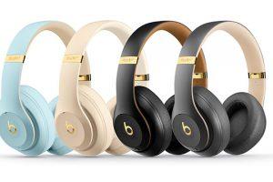 Beats Studio3 Wirelessオーバーイヤーヘッドフォン Skyline Collection