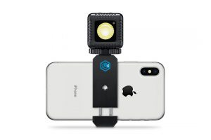 Lume Cube Creative Lighting Kit for iPhone Photo and Video